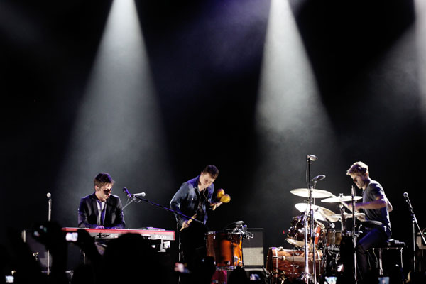 Live Report: Foster The People Live in Jakarta