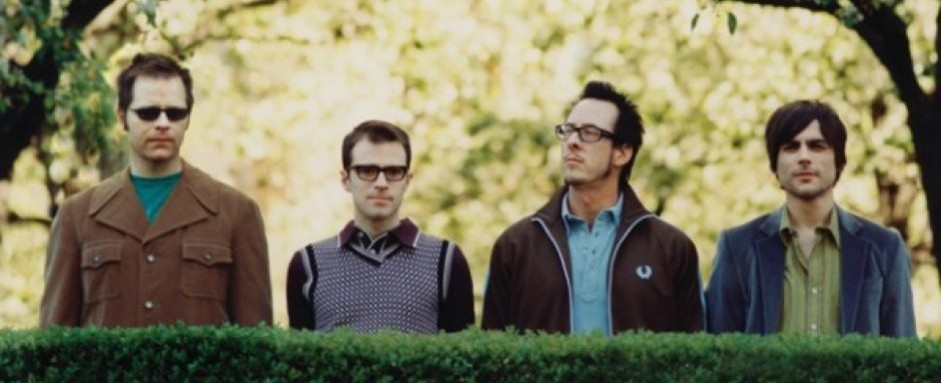 Weezer Will Kicking Jakarta in January 2013