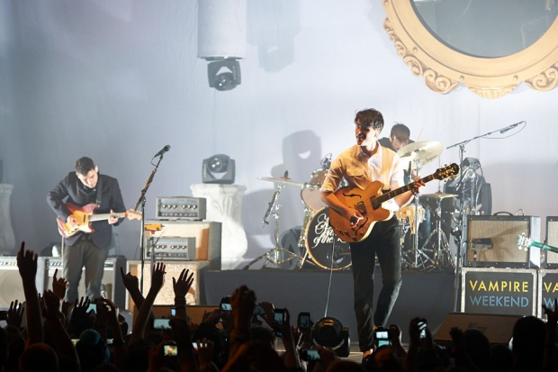 Vampire Weekend Revealed New Song: Obvious Bicycle and Hudson