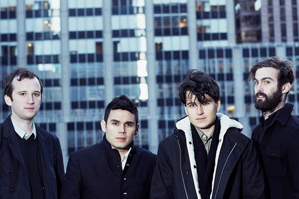 The Modern Tunes From Vampire Weekend