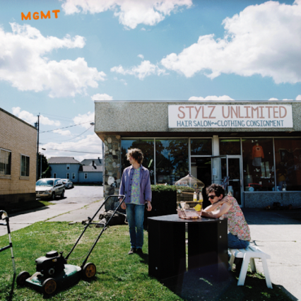 MGMT New Album Cover