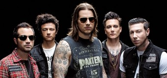 Greeting from Avenged Sevenfold to Indonesian Fans
