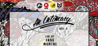 An Intimacy Vol.6 | Music is In The Air… Again!