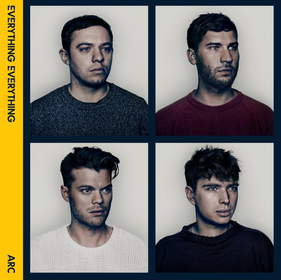 Album Review: Arc by Everything Everything