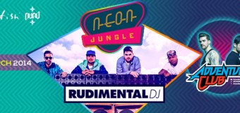 Neon Jungle Ft. Rudimental & Adventure Club