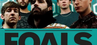Upfront Arena Presents FOALS!