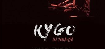 Say Hi to KYGO, Jakarta!